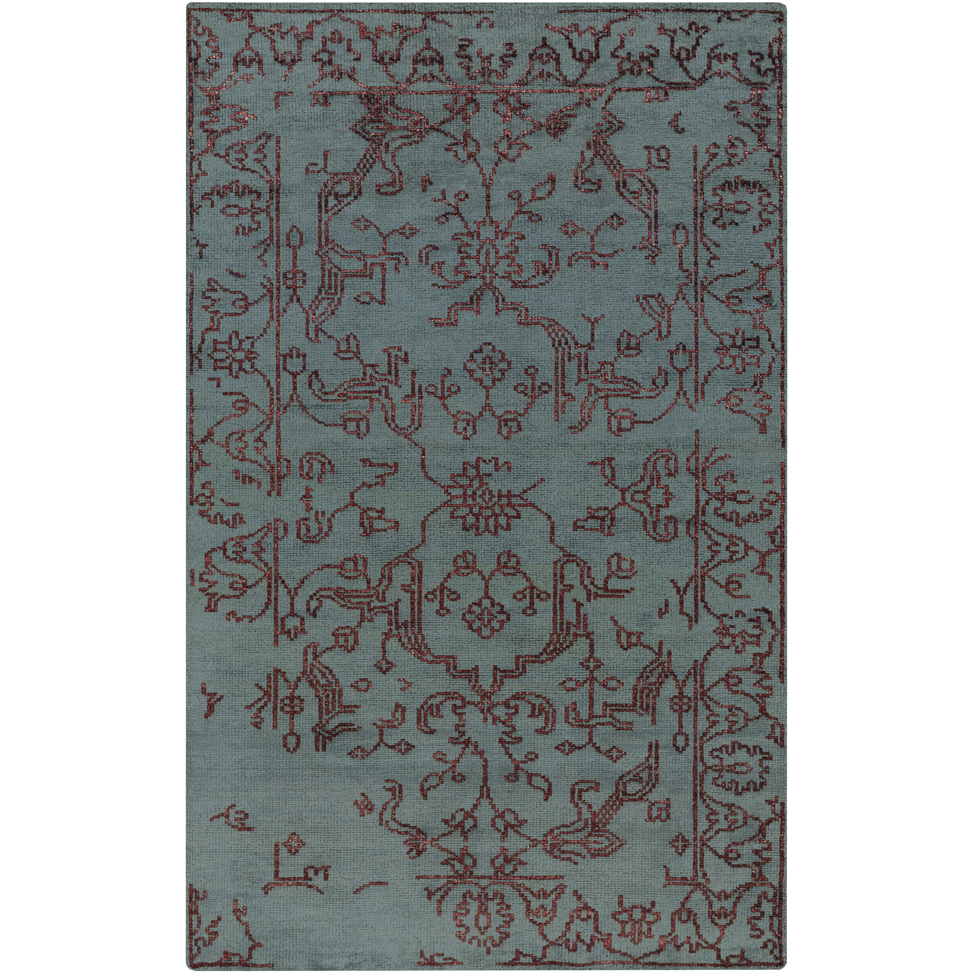 Surya Rugs Bagras 8' x 11' - Item Number: BGR6002-811