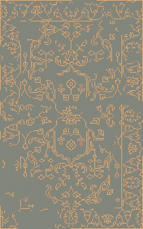 Surya Bagras 5' x 8' - Item Number: BGR6004-58