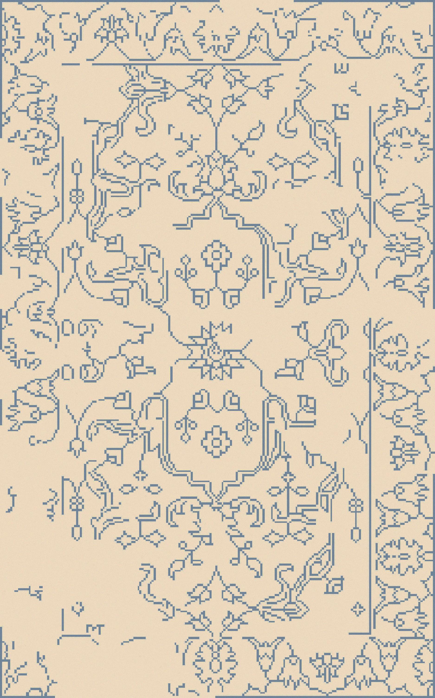 Surya Bagras 2' x 3' - Item Number: BGR6006-23