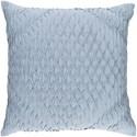 Surya Baker 18 x 18 x 4 Polyester Throw Pillow - Item Number: BK001-1818P