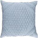 Surya Baker 20 x 20 x 4 Polyester Throw Pillow - Item Number: BK001-2020P