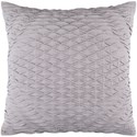 Surya Baker 20 x 20 x 4 Down Throw Pillow - Item Number: BK004-2020D