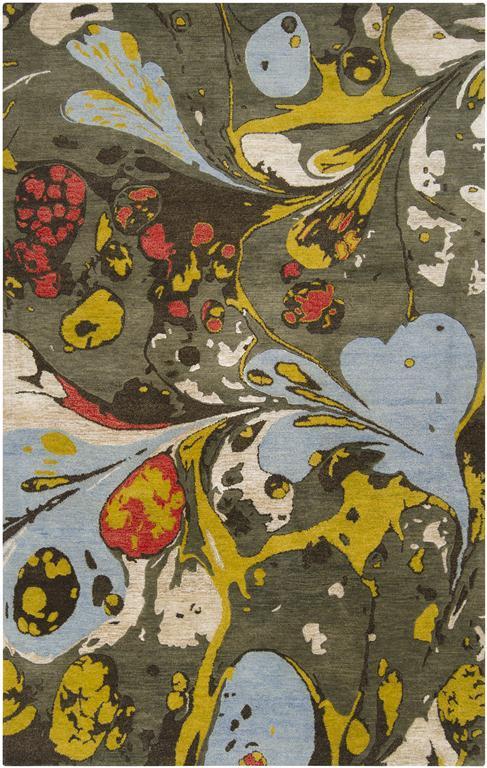 Surya Banshee 8' x 11' - Item Number: BAN3310-811
