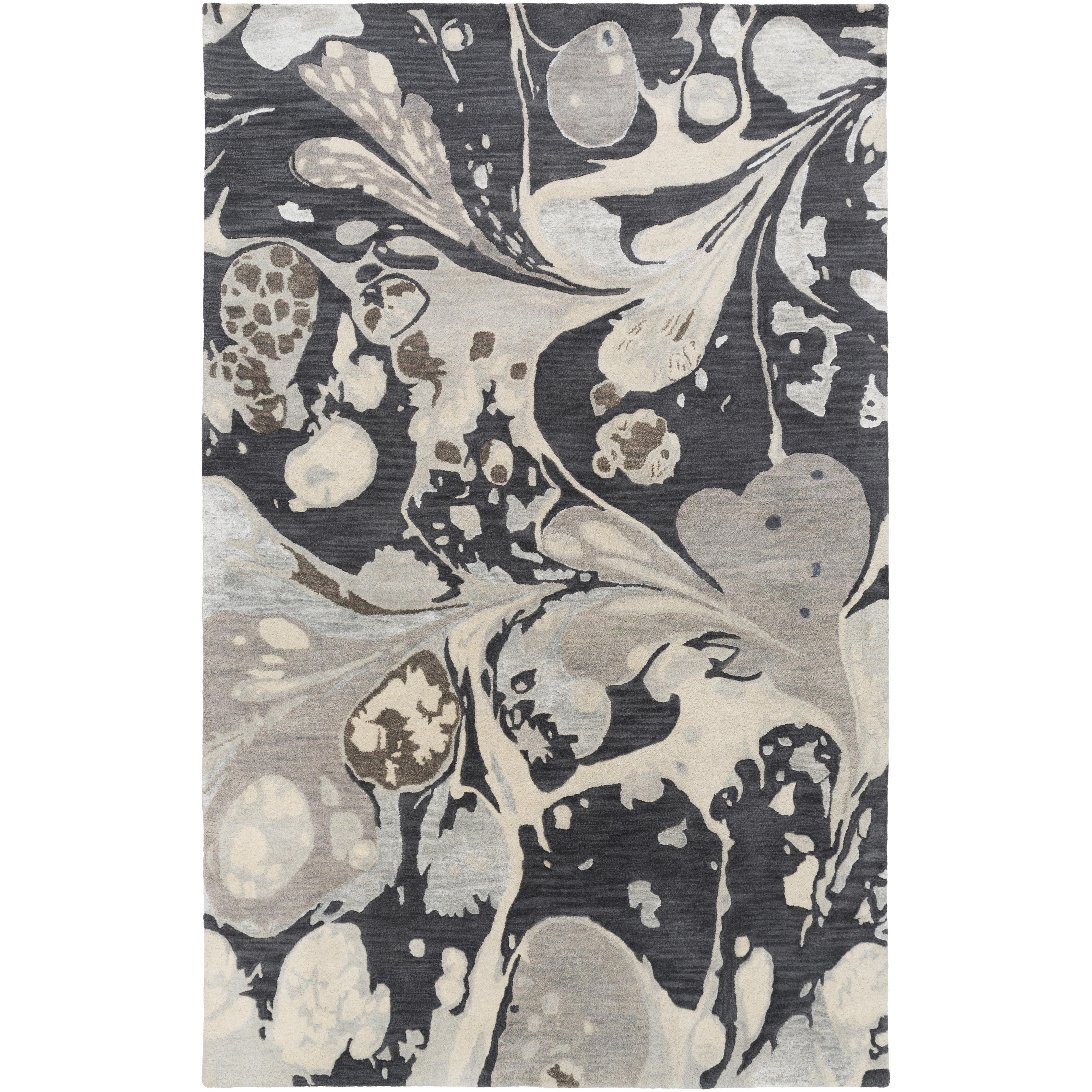 Surya Banshee 5' x 8' - Item Number: BAN3361-58