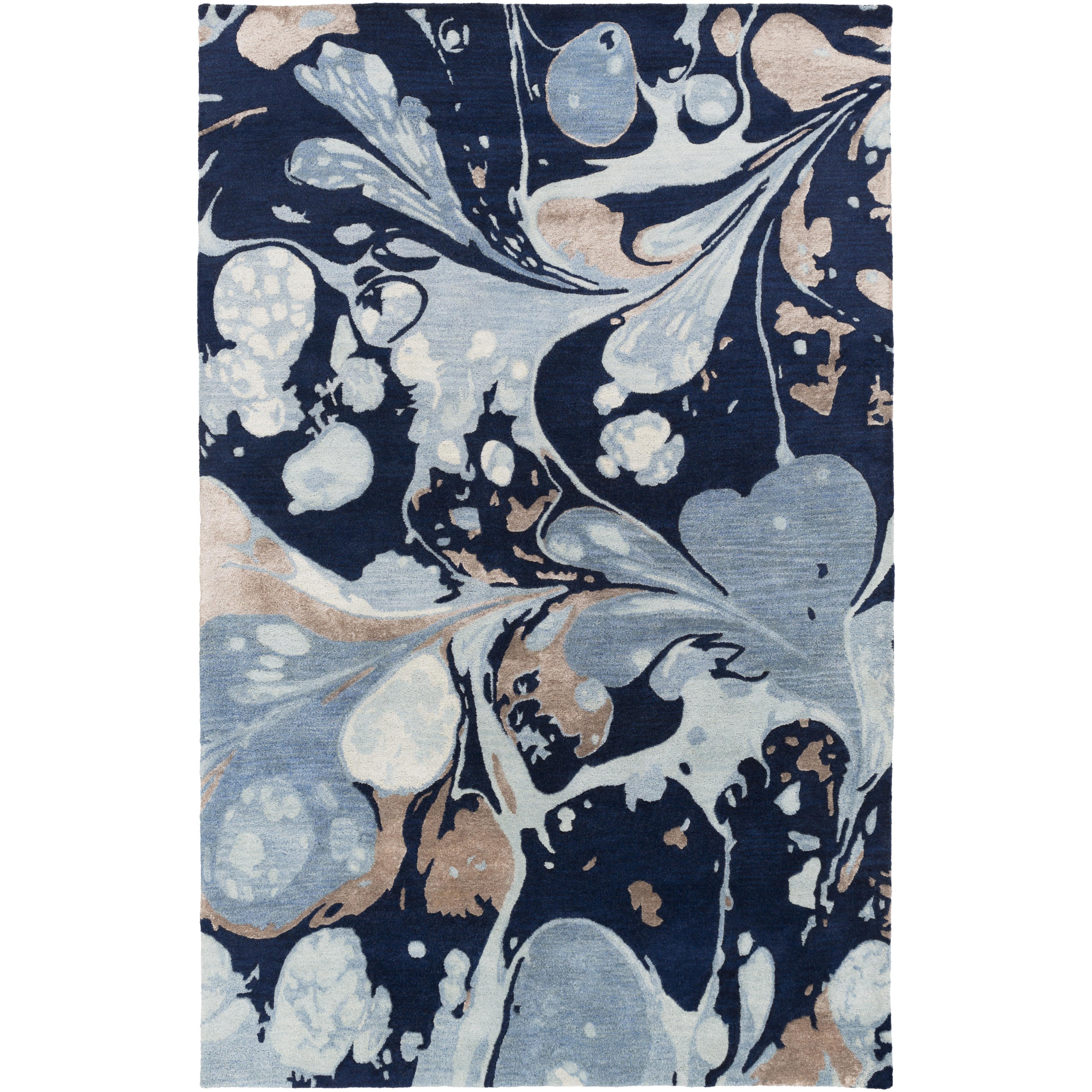 Surya Rugs Banshee 5' x 8' - Item Number: BAN3362-58