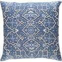 Surya Batik 22 x 22 x 5 Down Pillow Kit - Item Number: BAT002-2222D