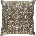 Surya Batik 18 x 18 x 4 Down Pillow Kit - Item Number: BAT003-1818D