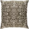 Surya Batik 20 x 20 x 4 Down Pillow Kit - Item Number: BAT003-2020D