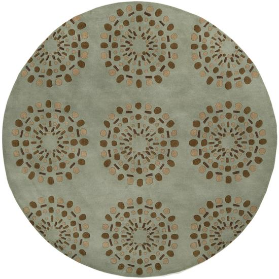 Surya Bombay 8' Round - Item Number: BST428-8RD