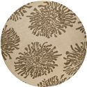 Surya Bombay 8' Round - Item Number: BST493-8RD