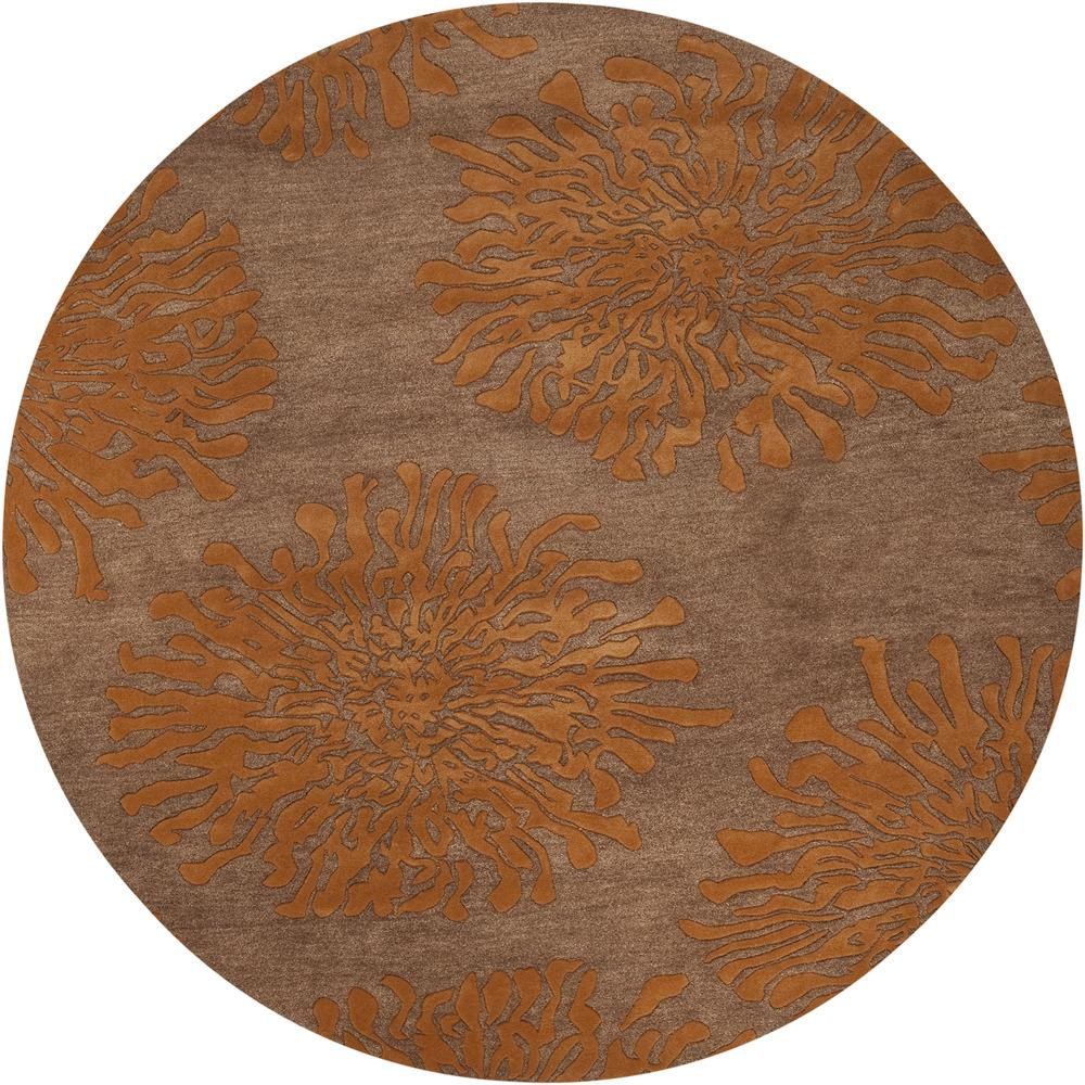 Surya Bombay 8' Round - Item Number: BST495-8RD