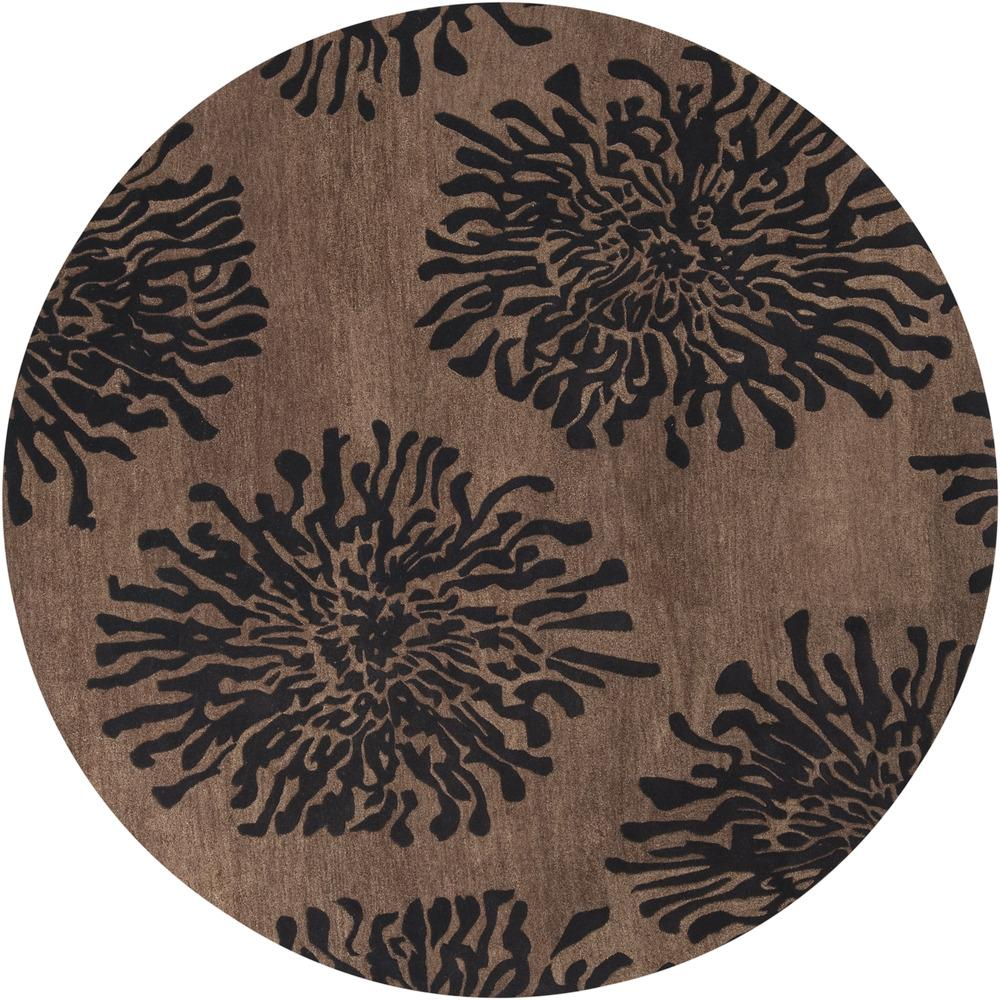 Surya Rugs Bombay 8' Round - Item Number: BST496-8RD