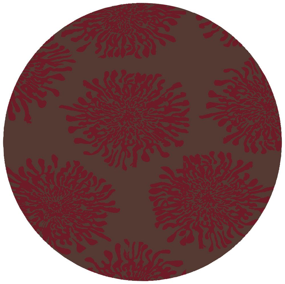 Surya Bombay 8' Round - Item Number: BST539-8RD