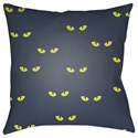 Surya Boo 20 x 20 x 4 Polyester Throw Pillow - Item Number: BOO155-2020