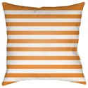 Surya Boo 18 x 18 x 4 Polyester Throw Pillow - Item Number: BOO157-1818