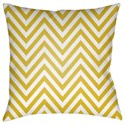 Surya Boo 20 x 20 x 4 Polyester Throw Pillow - Item Number: BOO161-2020