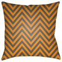 Surya Boo 18 x 18 x 4 Polyester Throw Pillow - Item Number: BOO163-1818