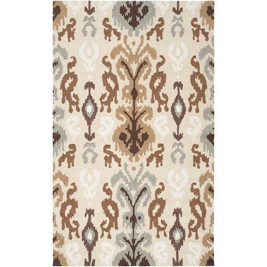 "Surya Brentwood 2'6"" x 4' - Item Number: BNT7674-264"