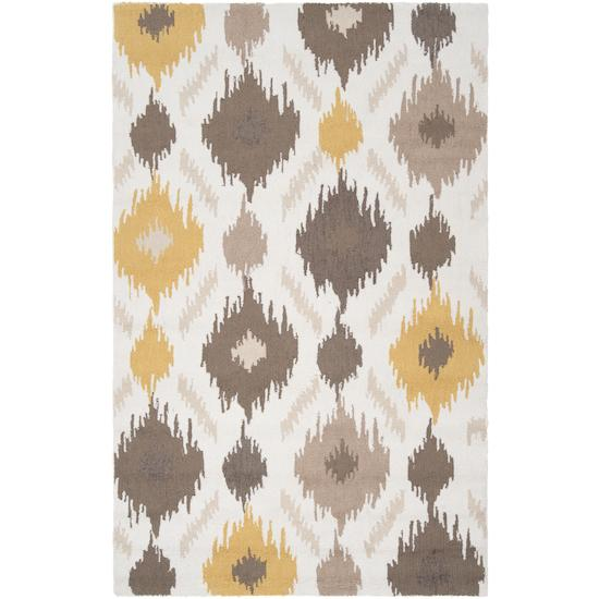 "Surya Brentwood 3'6"" x 5'6"" - Item Number: BNT7676-3656"