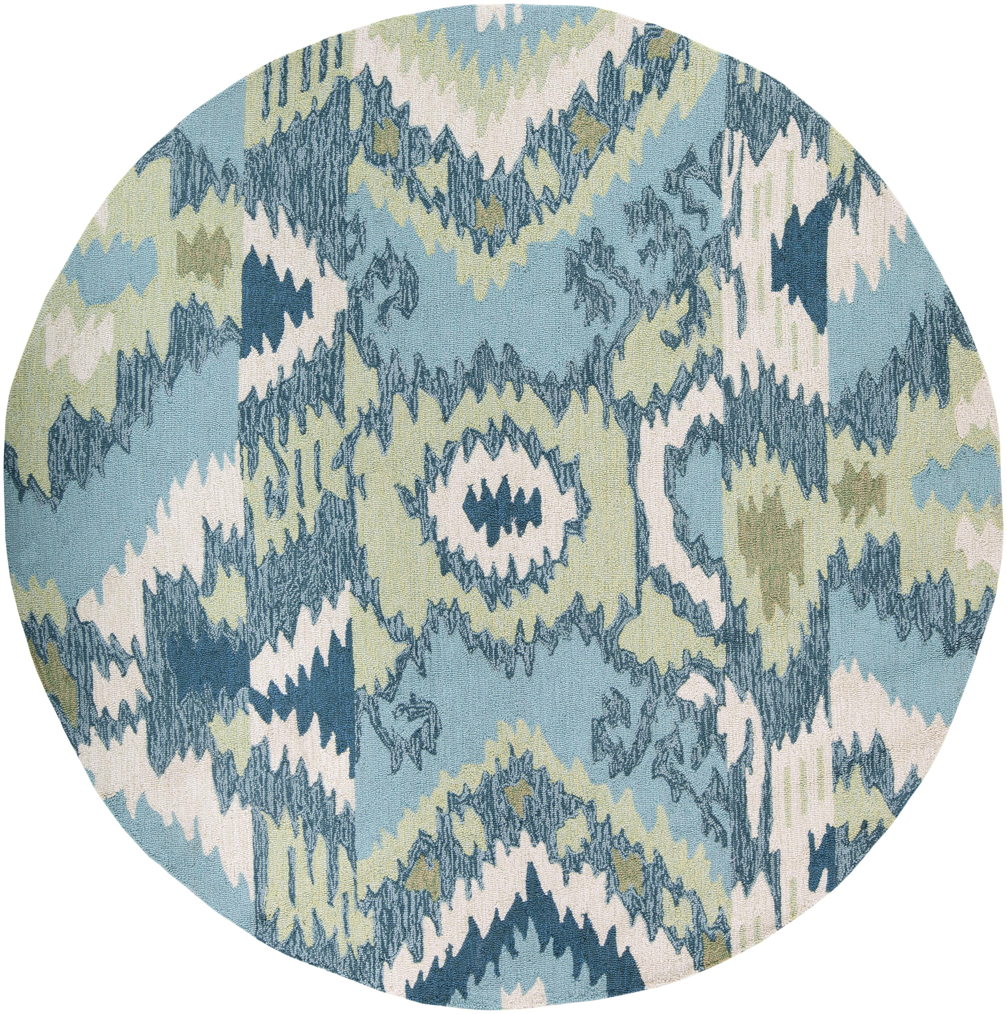 Surya Rugs Brentwood 3' Round - Item Number: BNT7678-3RD