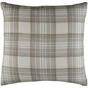 Surya Brigadoon 22 x 22 x 5 Polyester Pillow Kit - Item Number: BRG001-2222P