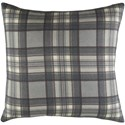 Surya Brigadoon 22 x 22 x 5 Polyester Pillow Kit - Item Number: BRG002-2222P
