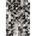 Surya Rugs Brilliance 5' x 8' - Item Number: BRL2012-58