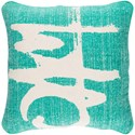 Surya Bristle 20 x 20 x 4 Polyester Throw Pillow - Item Number: BT003-2020P