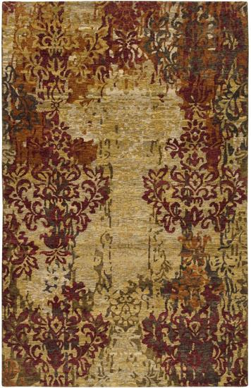 Surya Brocade 2' x 3' - Item Number: BRC1002-23
