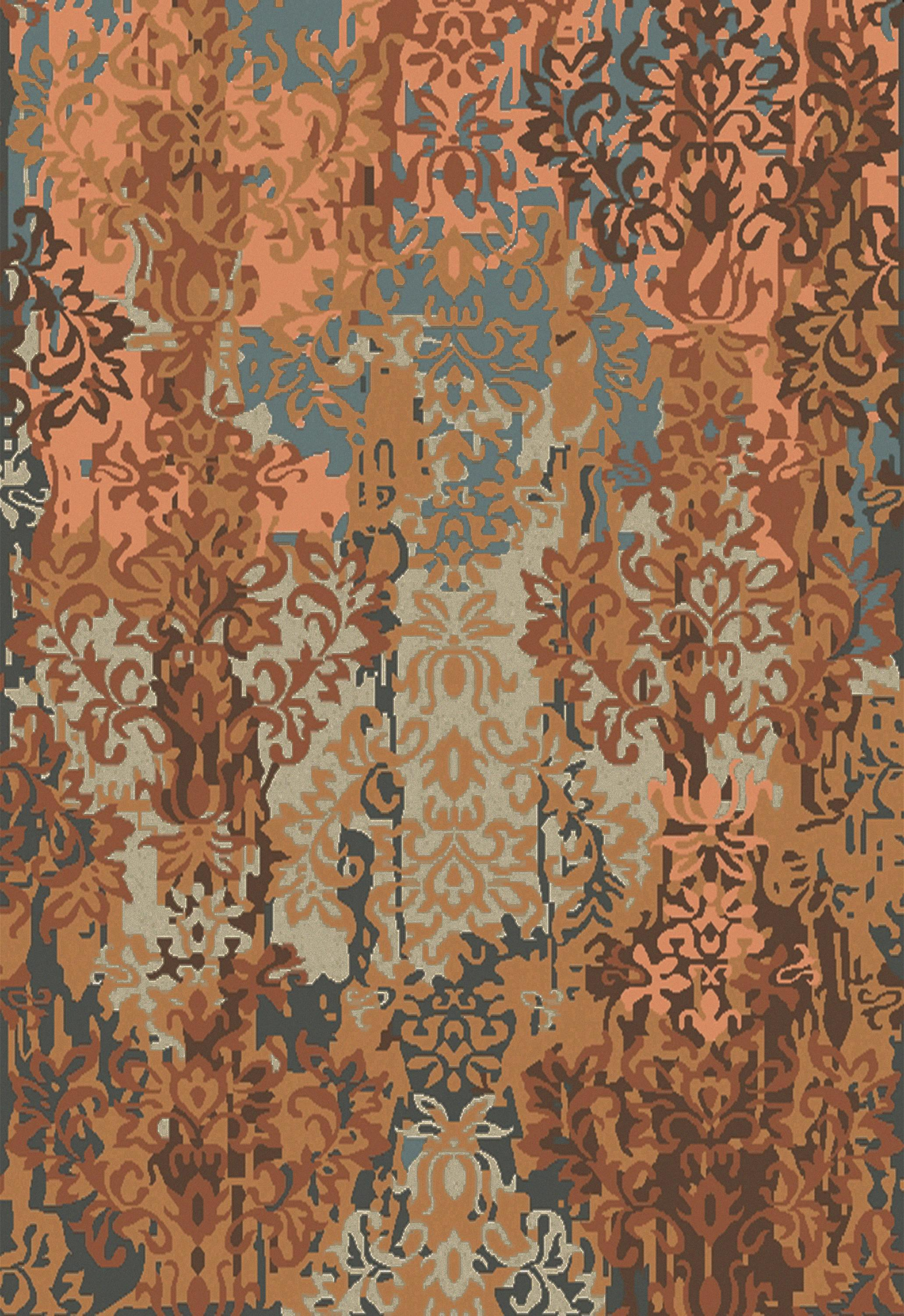 Surya Brocade 2' x 3' - Item Number: BRC1009-23