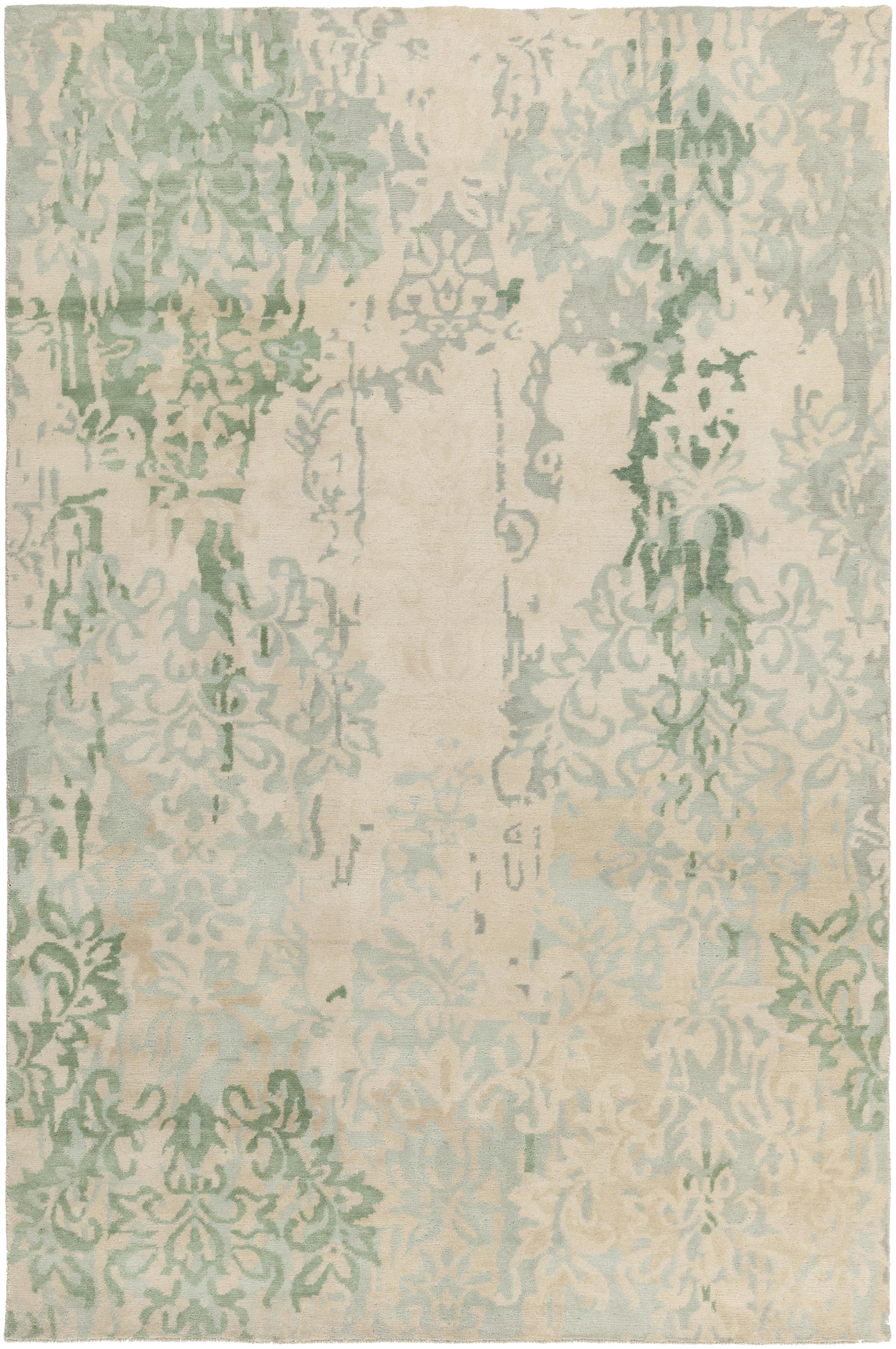 Surya Brocade 5' x 8' - Item Number: BRC1012-58