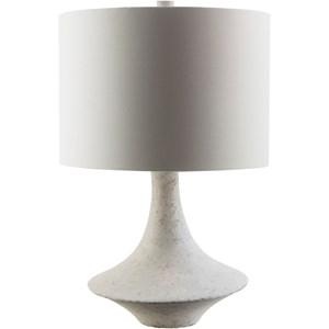 Concrete Contemporary Table Lamp