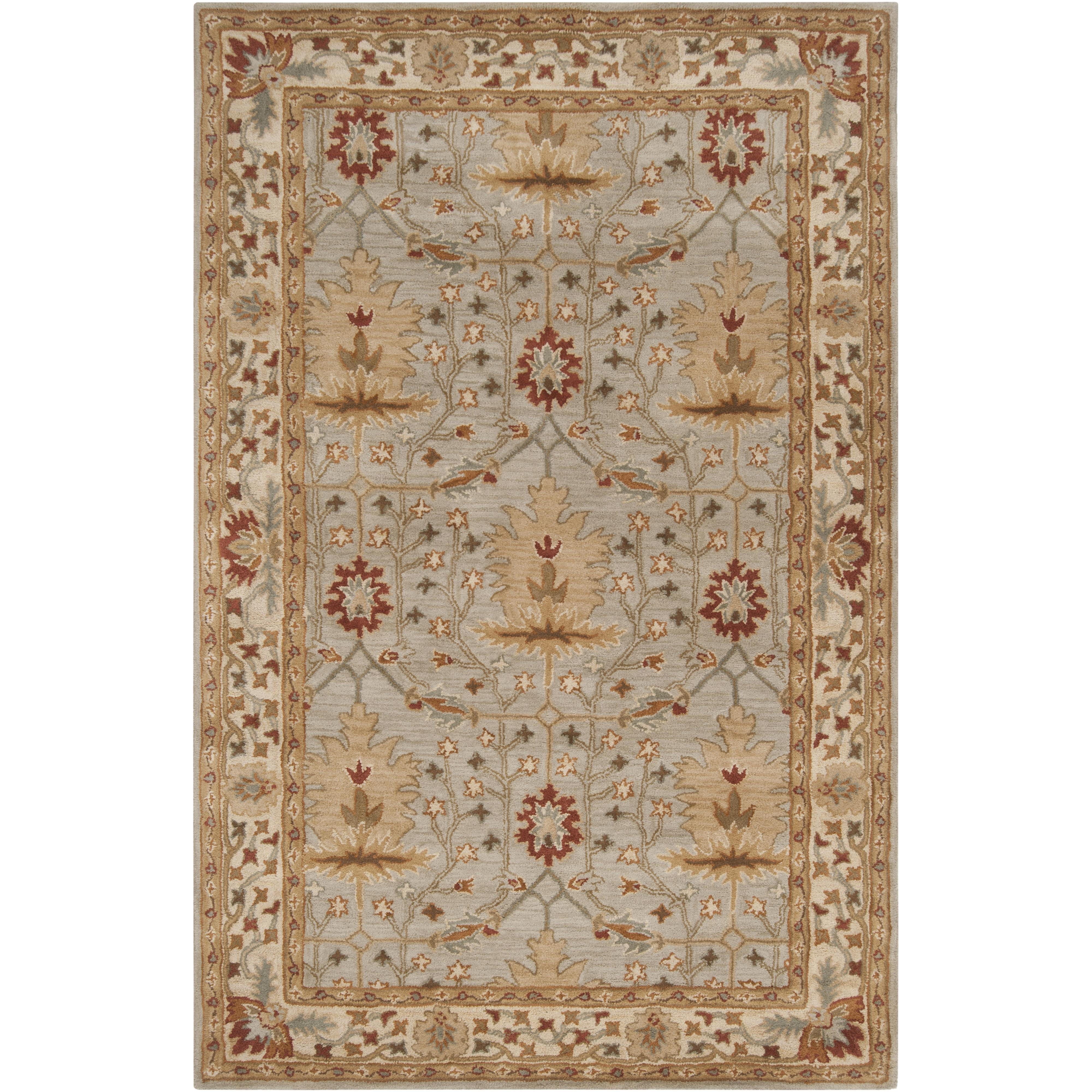 """Surya Rugs Bungalo 3'3"""" x 5'3"""" - Item Number: BNG5014-3353"""