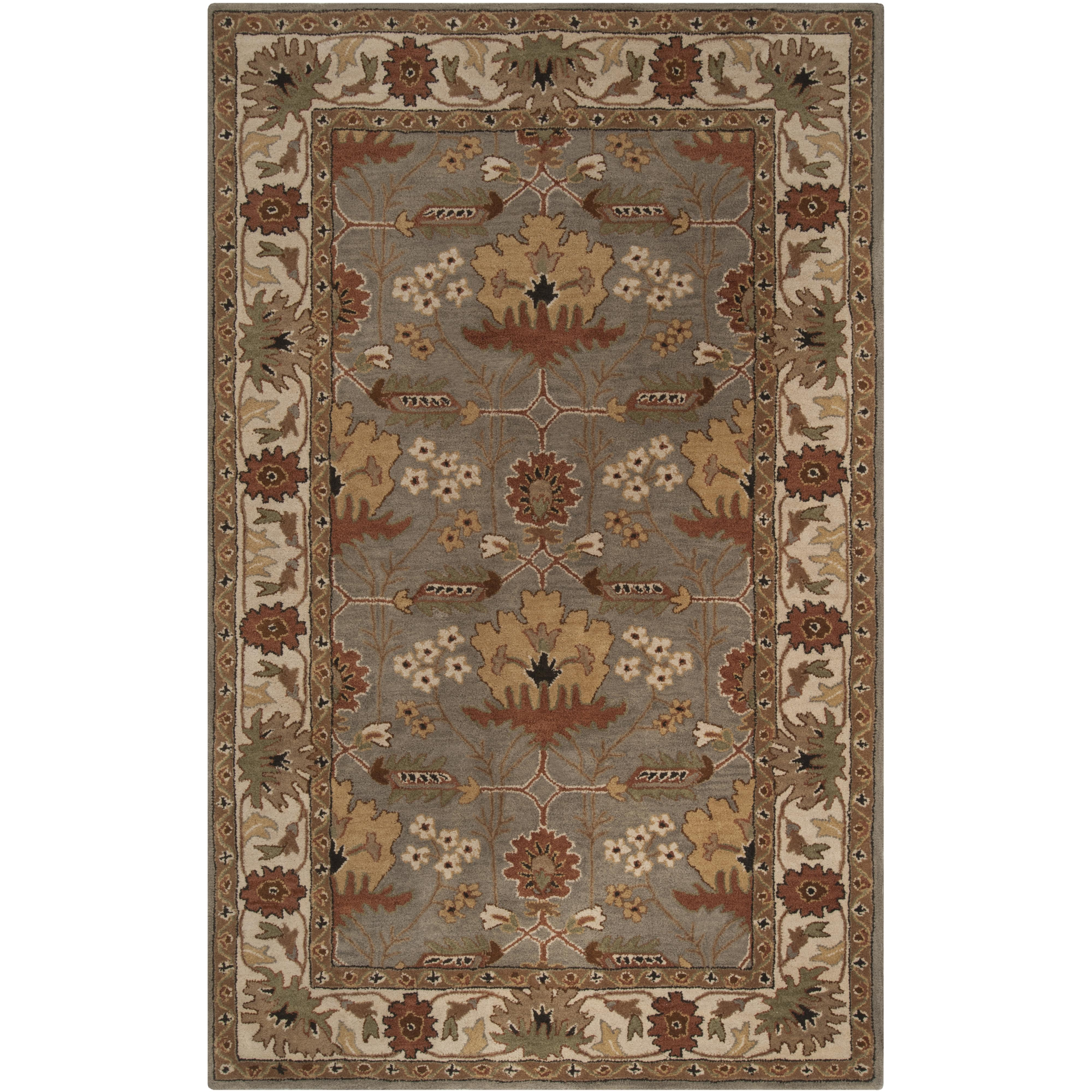 Surya Rugs Bungalo 5' x 8' - Item Number: BNG5018-58