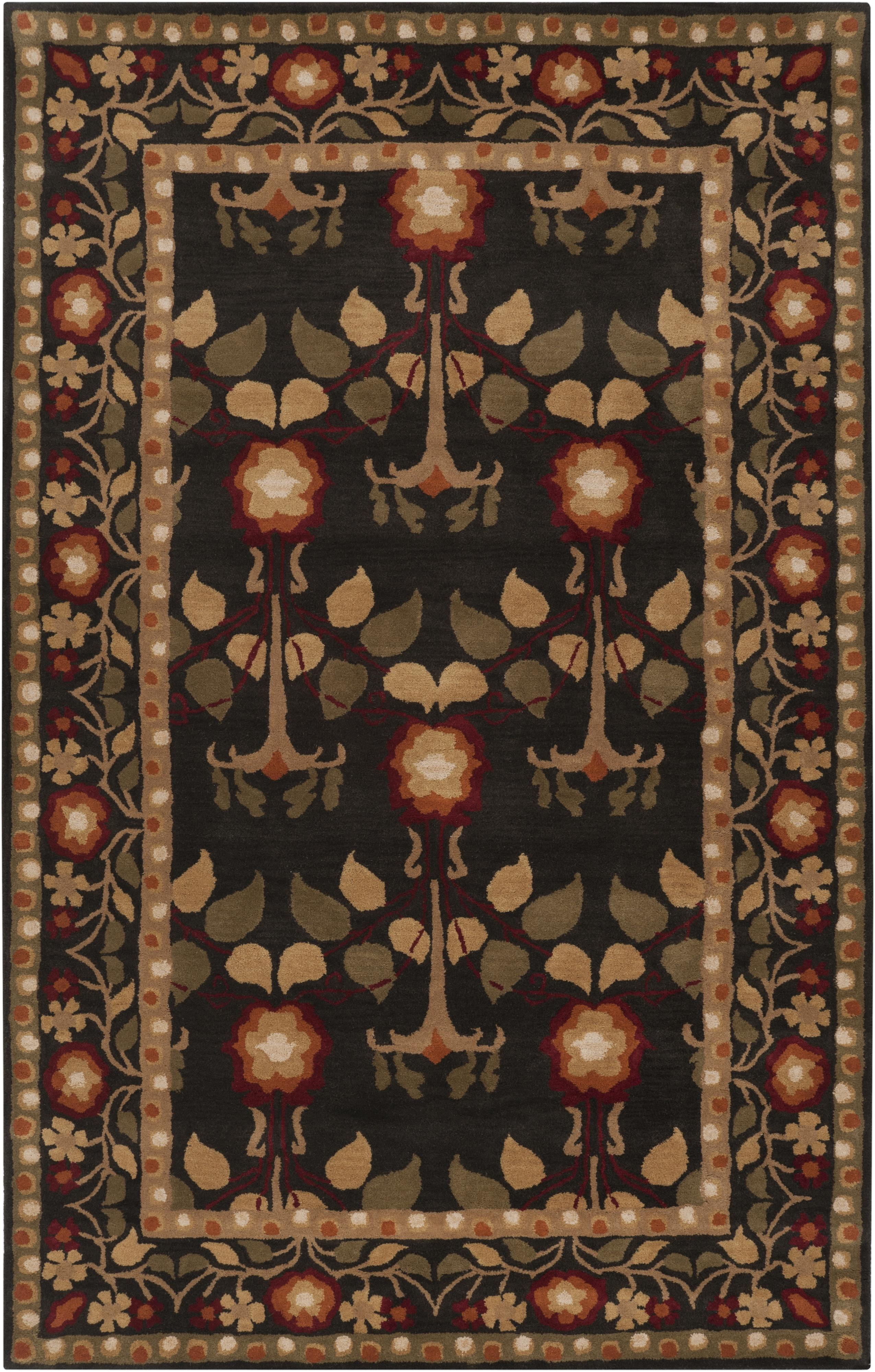 Surya Rugs Bungalo 2' x 3' - Item Number: BNG5019-23