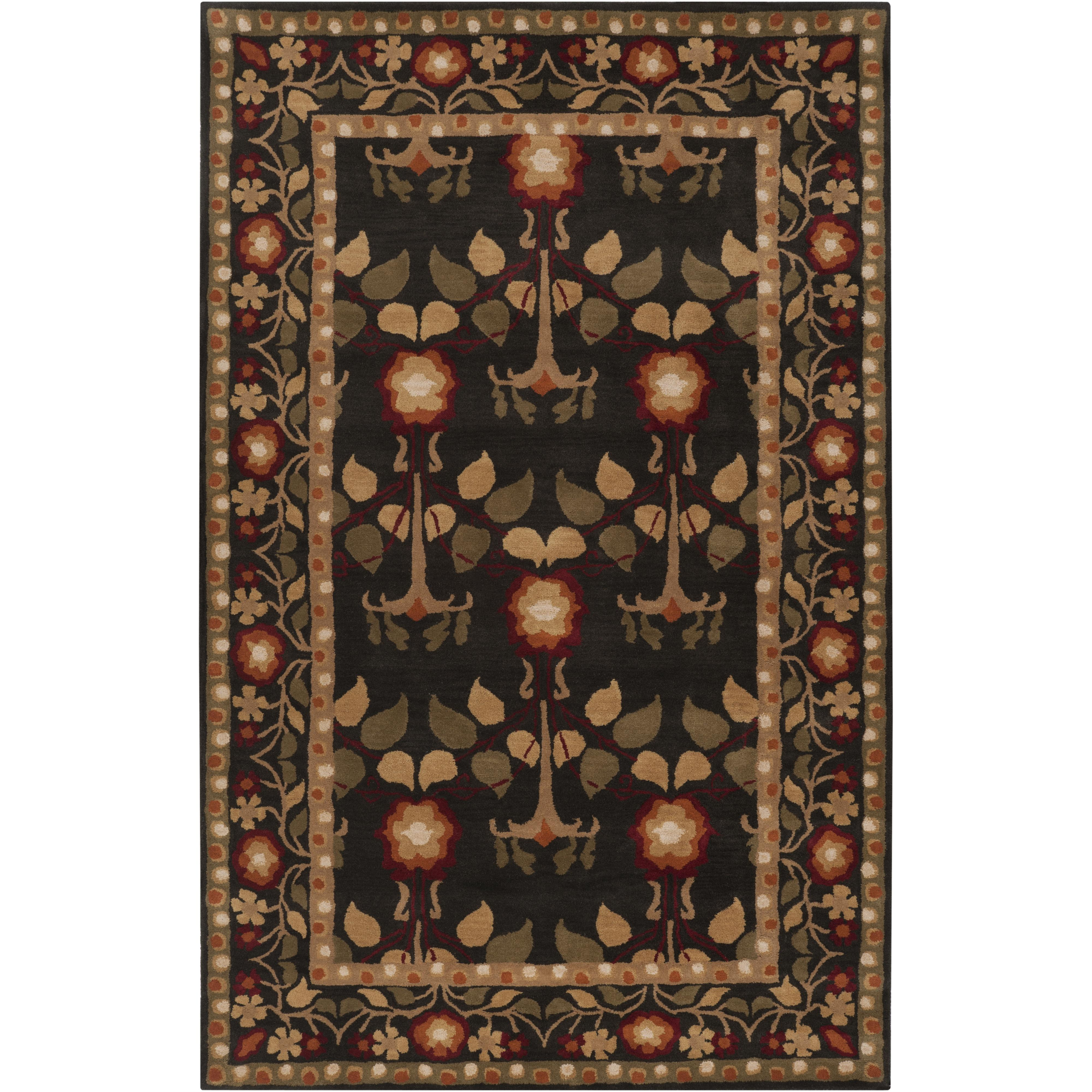 Surya Rugs Bungalo 8' x 11' - Item Number: BNG5019-811