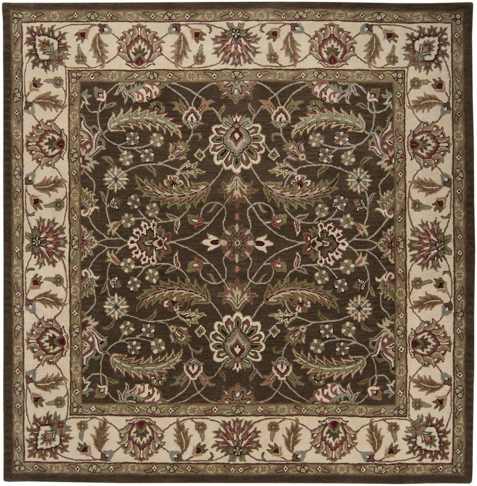 Surya Caesar 4' Square - Item Number: CAE1003-4SQ