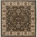 Surya Caesar 8' Square - Item Number: CAE1003-8SQ