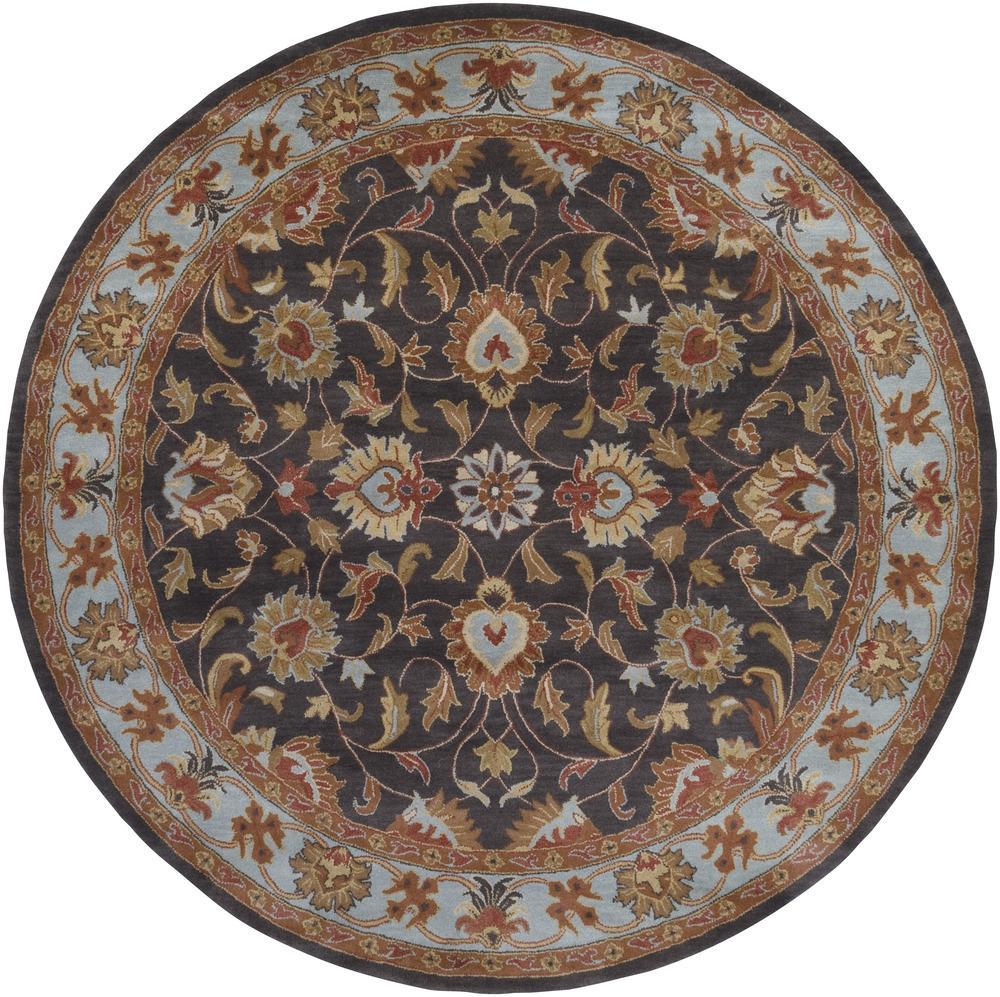 Surya Caesar 4' Round - Item Number: CAE1004-4RD