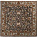 Surya Rugs Caesar 6' Square - Item Number: CAE1004-6SQ