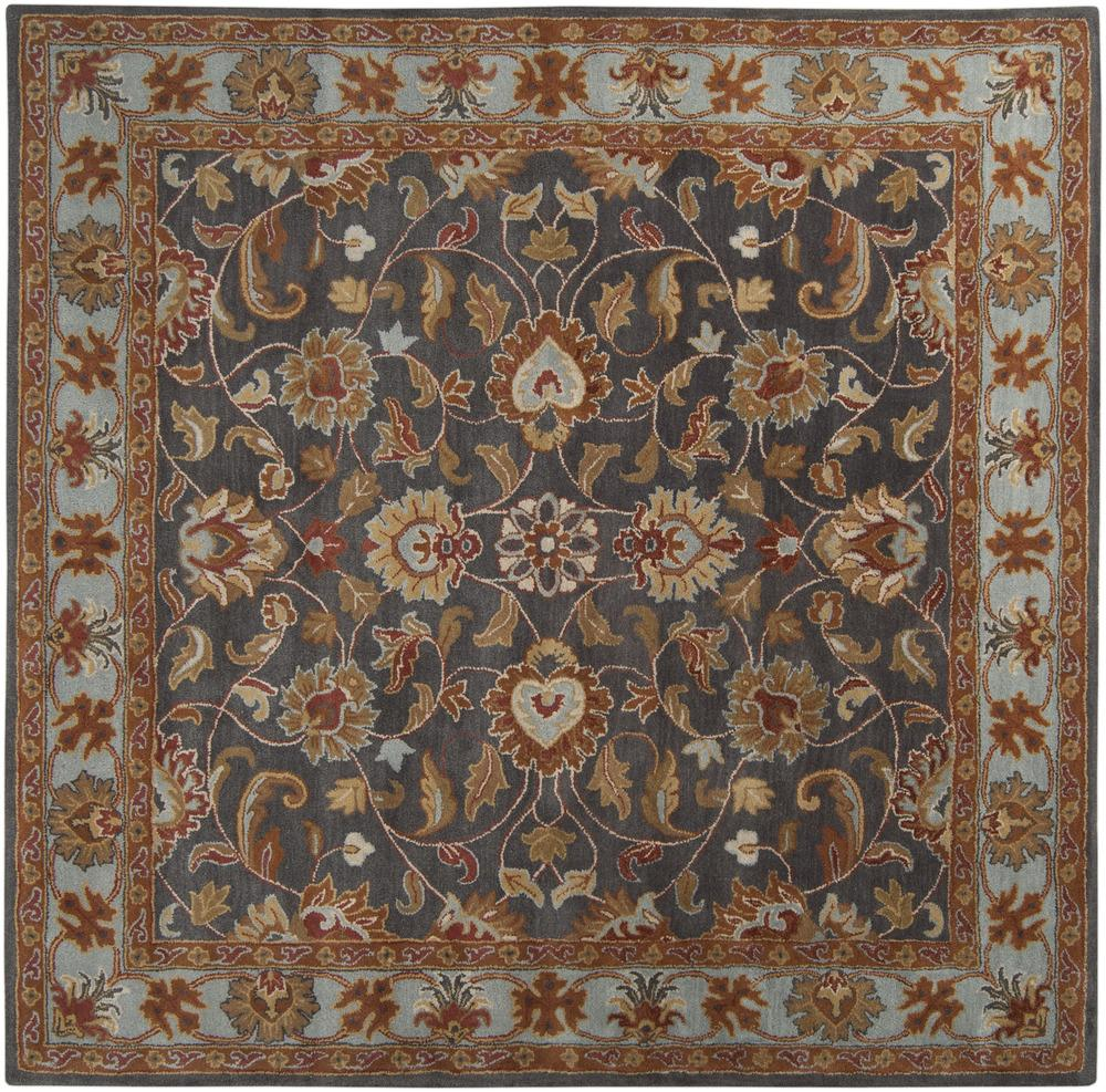 Surya Caesar 8' Square - Item Number: CAE1004-8SQ