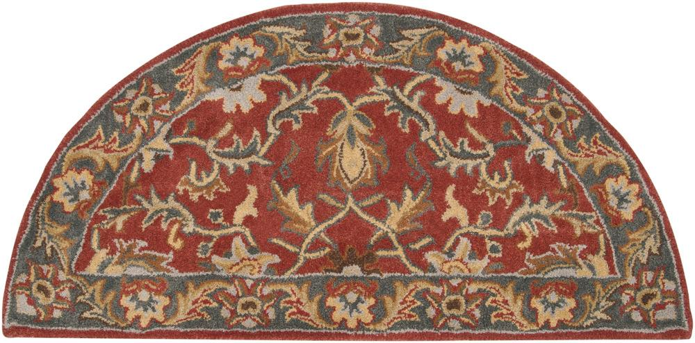Surya Rugs Caesar 2' x 4' Hearth - Item Number: CAE1007-24HM