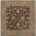 Surya Rugs Caesar 4' Square - Item Number: CAE1009-4SQ