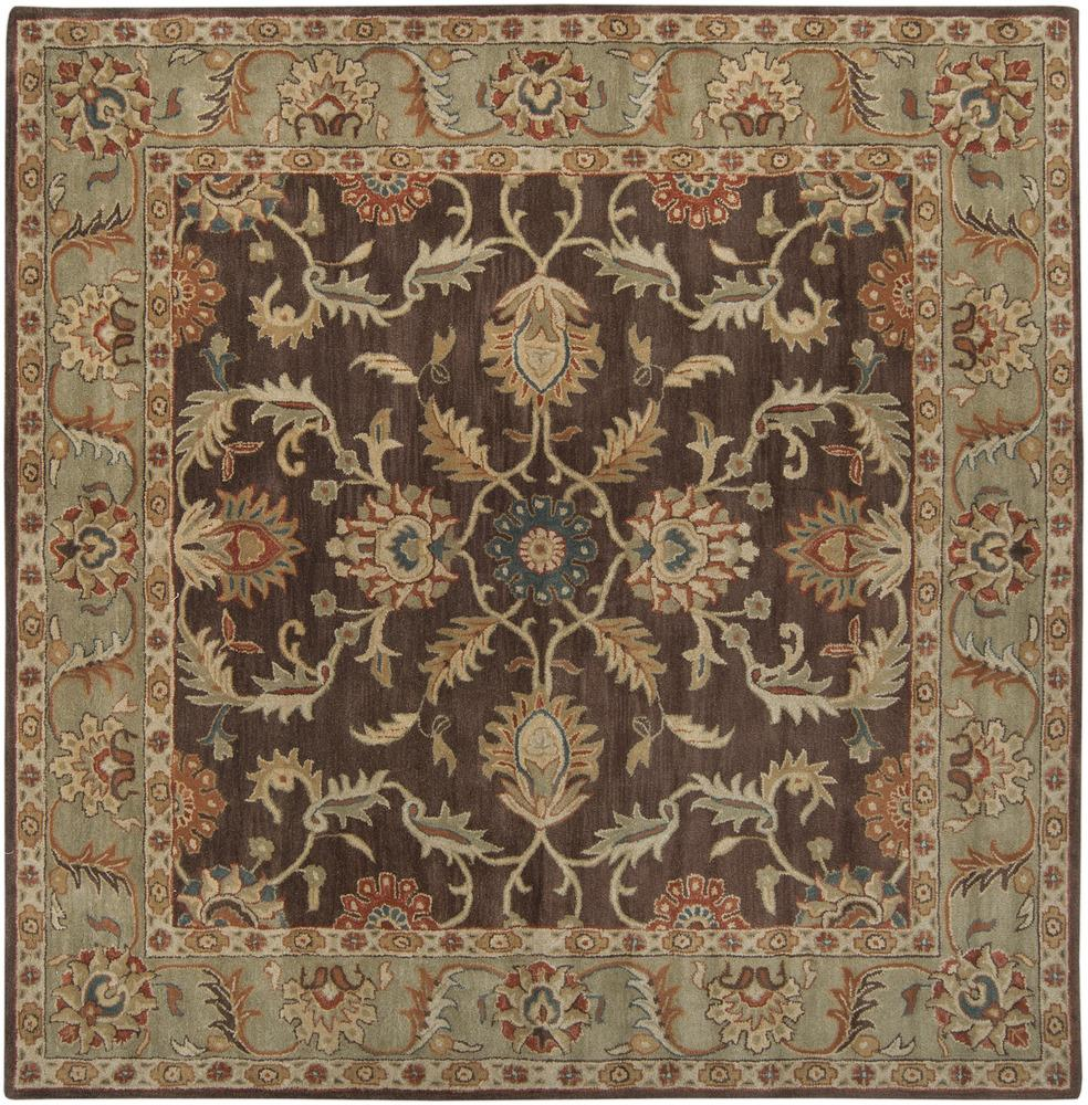 "Surya Caesar 9'9"" Square - Item Number: CAE1009-99SQ"