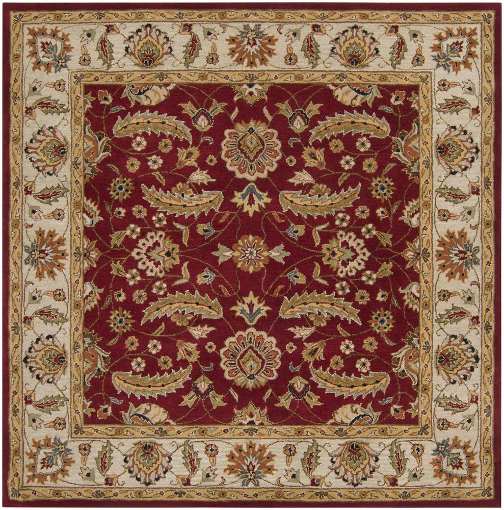 Surya Caesar 8' Square - Item Number: CAE1022-8SQ