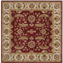 Surya Rugs Caesar 8' Square - Item Number: CAE1022-8SQ