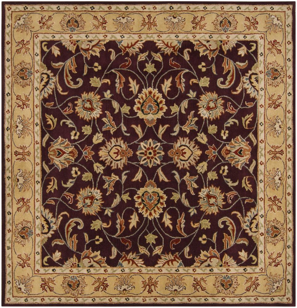 Surya Caesar 4' Square - Item Number: CAE1024-4SQ