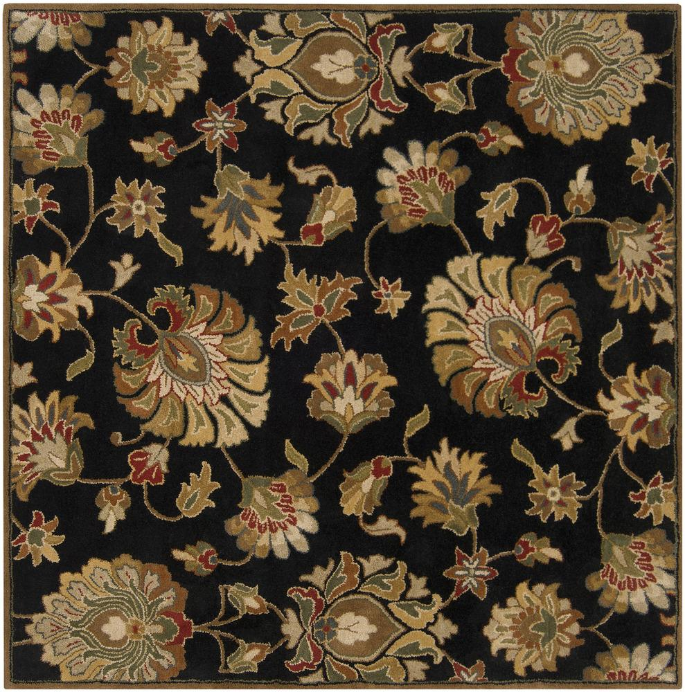 Surya Rugs Caesar 6' Square - Item Number: CAE1027-6SQ