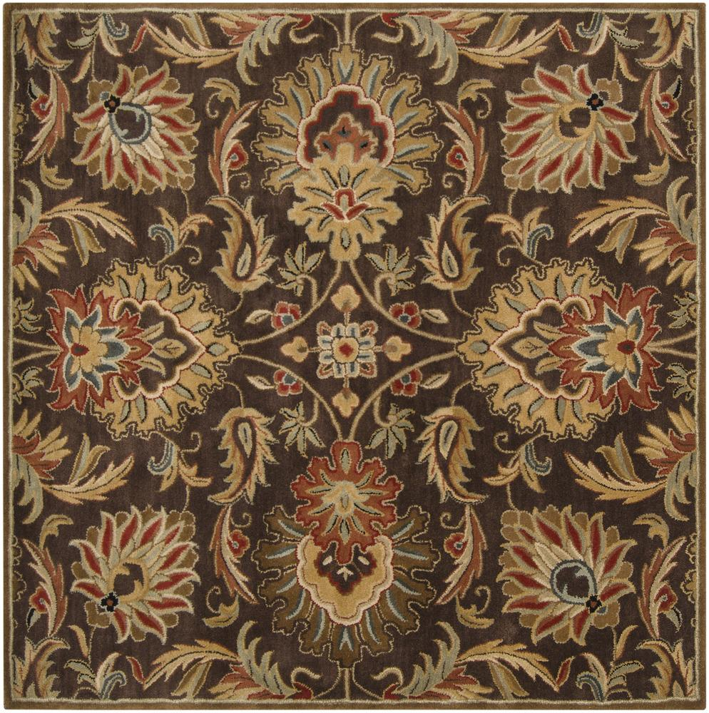 Surya Caesar 6' Square - Item Number: CAE1028-6SQ