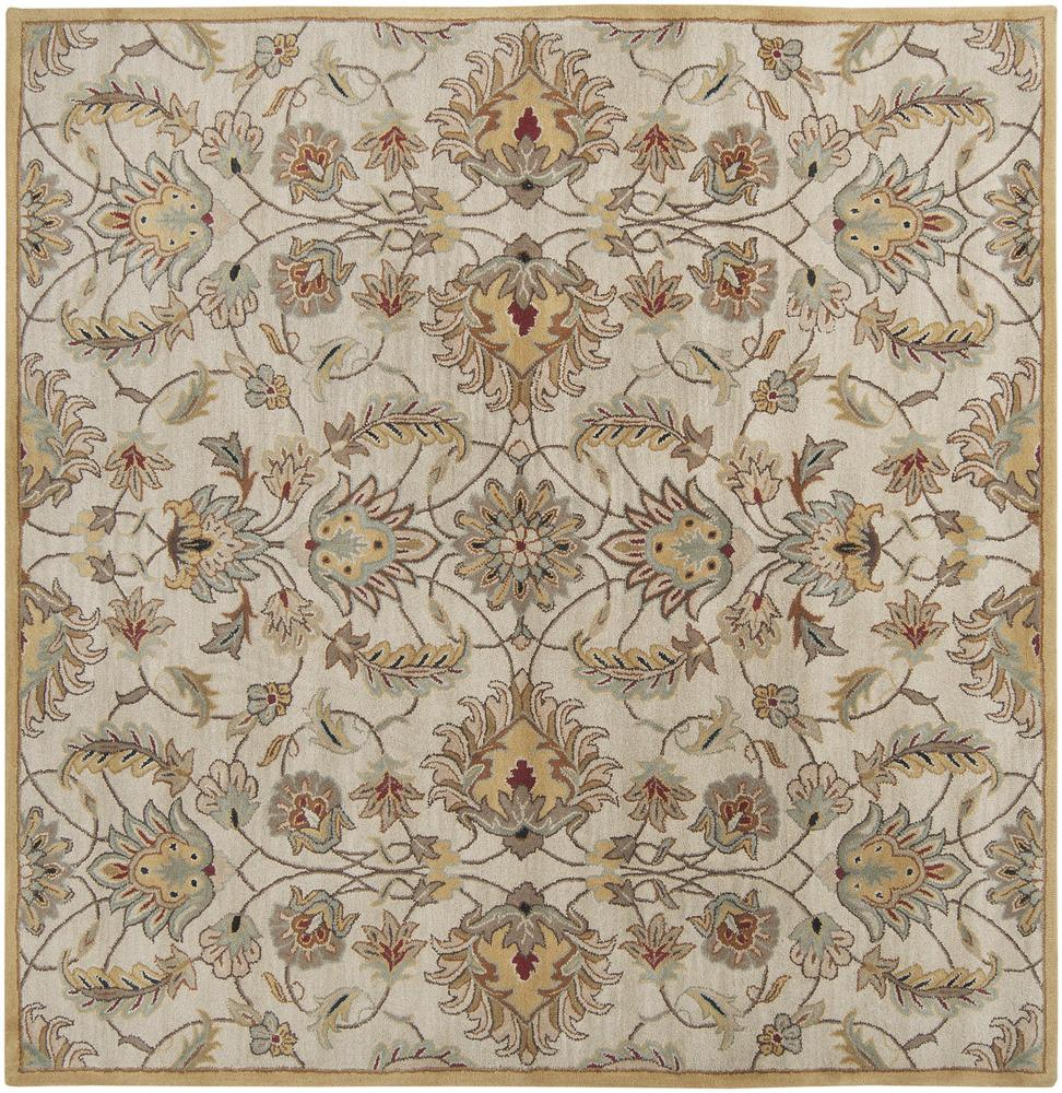 Surya Caesar 6' Square - Item Number: CAE1029-6SQ